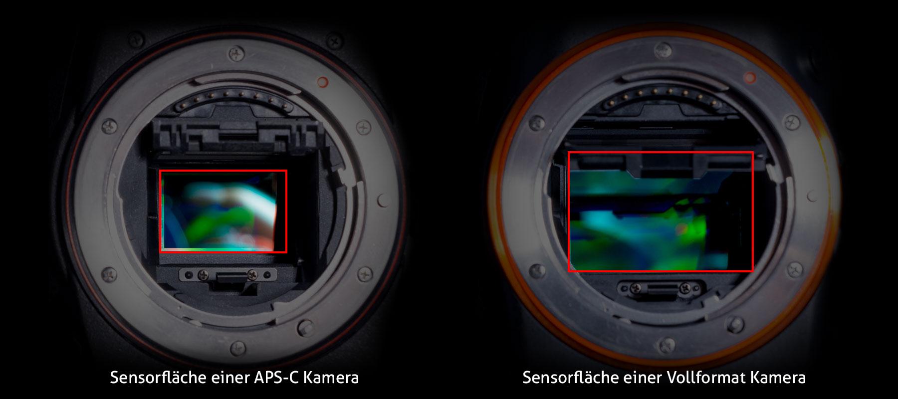 Technik erklärt: Die Sensoren - [ Patrick Au | PHOTOGRAPHY ]